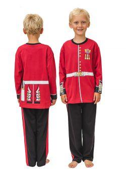 Guardsman pyjamas