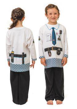 Bobby Policeman Pyjamas