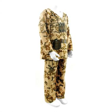 Actionman Costume Pyjamas