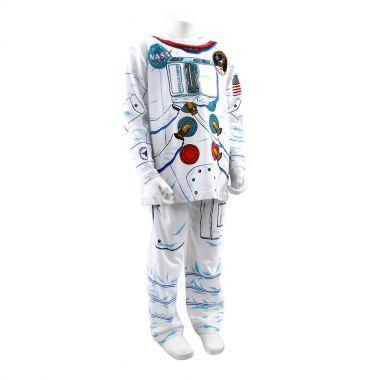 Astronaut costume pyjamas