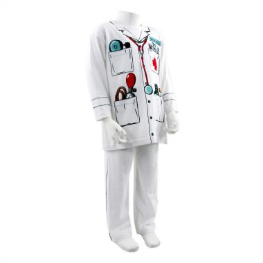 Doctor Costume Pyjamas