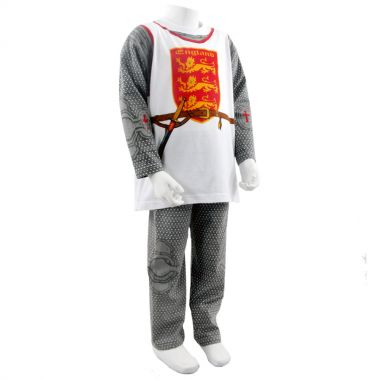 Knight of England Nightwear