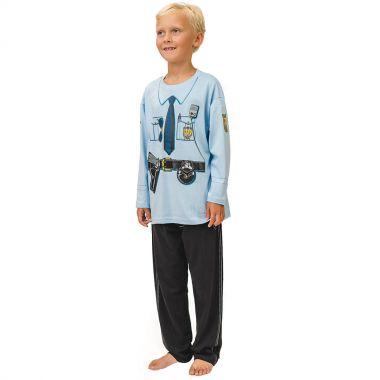Policeman Costume Pyjamas