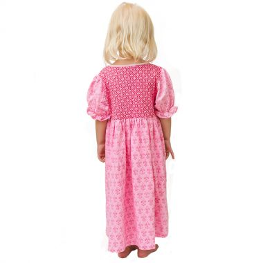 Pink Princes Dress