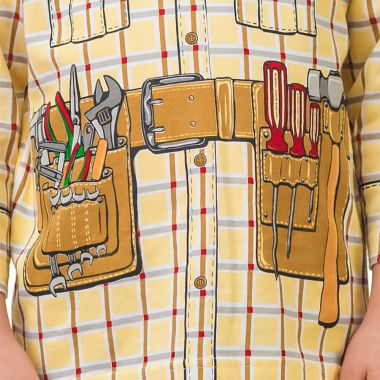 Handyman Dress-up Costume