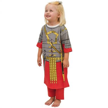 Roman Soldier Dressing up Pyjamas