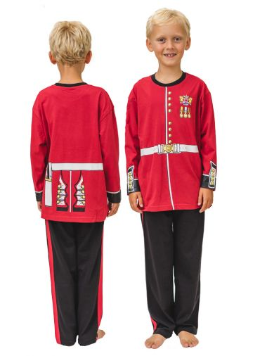 Guardsman pyjamas