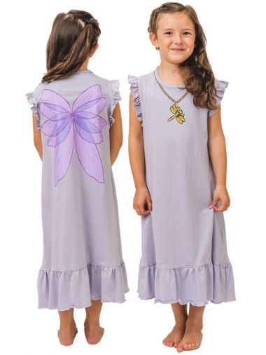 fairy nightwear, 3-4 years, 5-6 years, 7-8 years