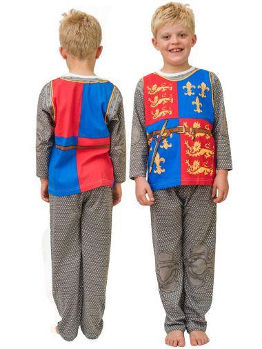 Medieval Knight Costume Pyjamas
