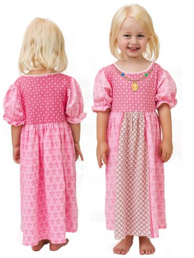Pink Princess Nightwear