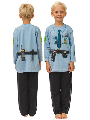 Politi nattøj