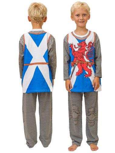Scottish Knight Pyjamas